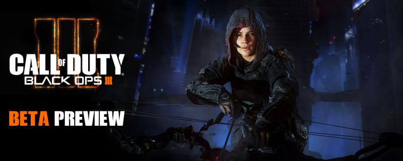 COD beta preview