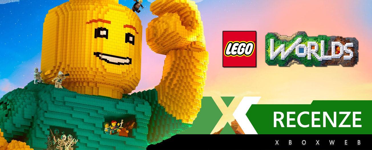 LEGO Worlds rec