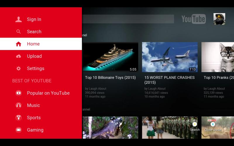 ONE - youtube