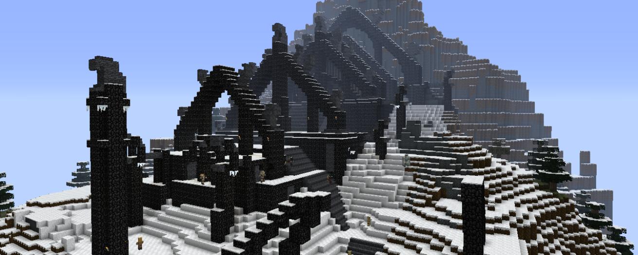 Skyrim míří do Minecraftu na Xbox 360