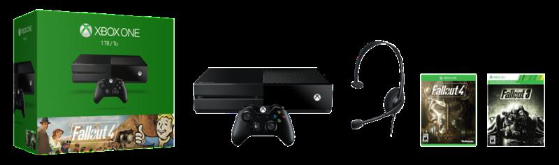 Xbox One Fallout 4 Bundle
