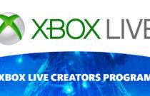 Xbox live creators