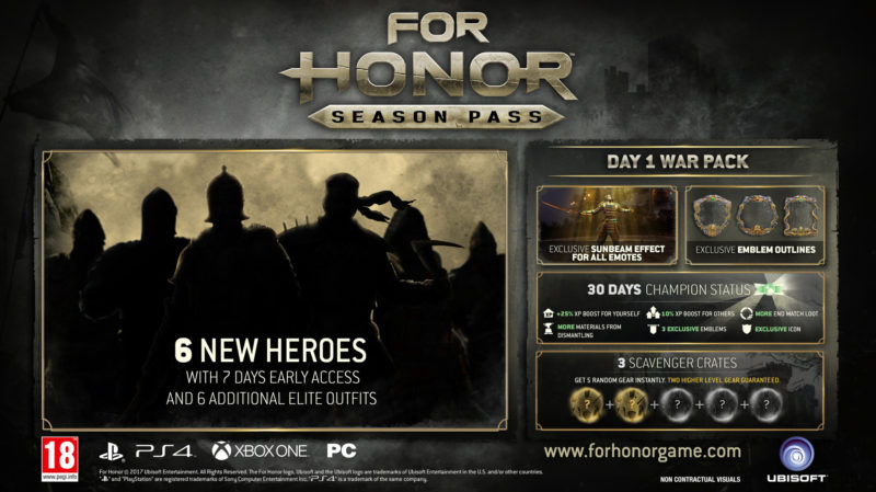 forhonor-seasonpass