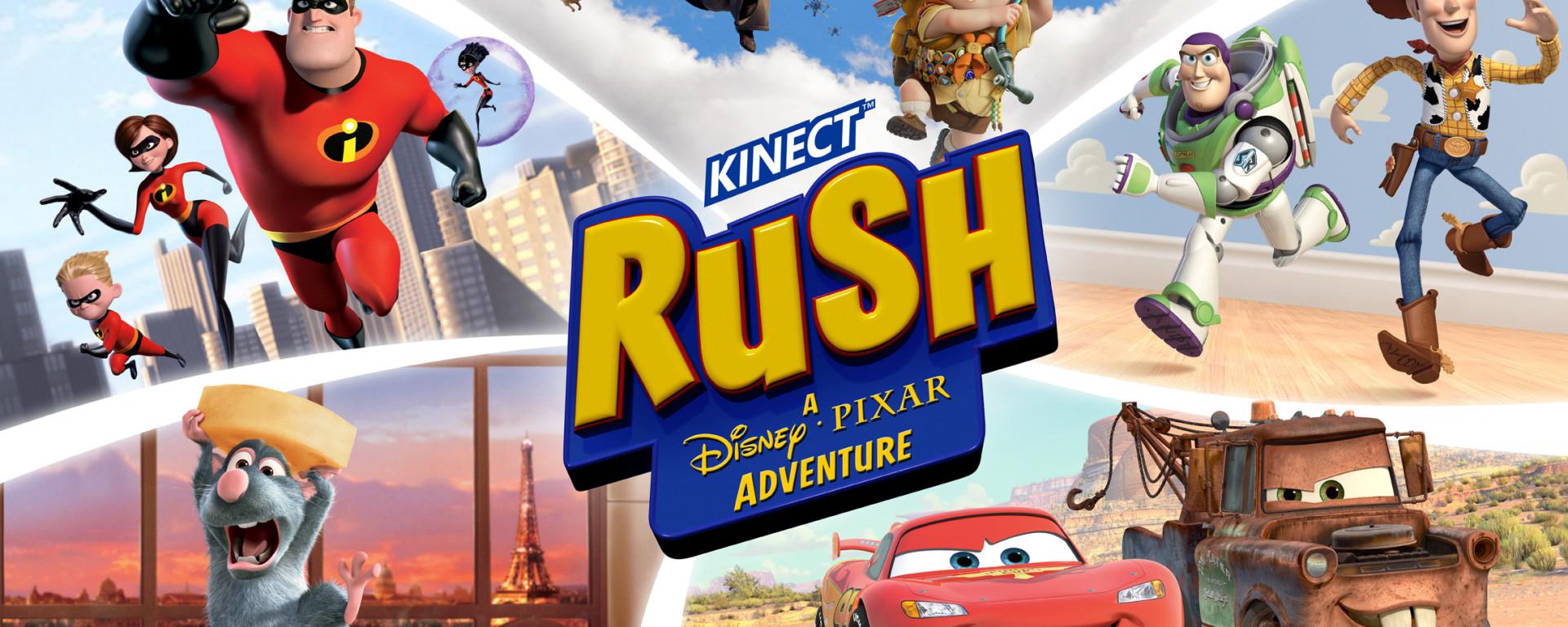 kinectrushback