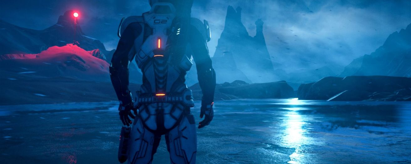mass effect andromeda xp