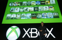 Phil Spencer, Head of Xbox, talks about the line up of blockbuster titles available exclusively on Xbox One this Holiday